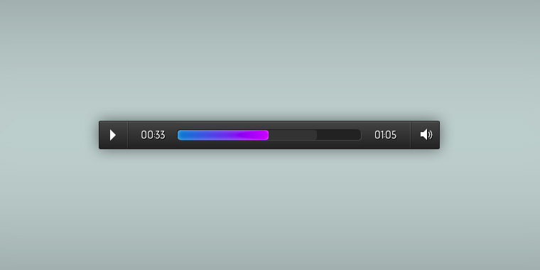 Audio Player: Responsive and Touch-Friendly