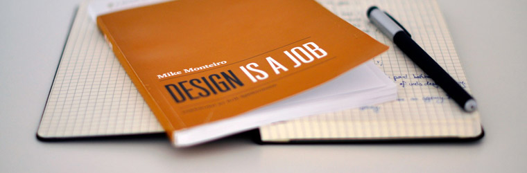 A Book Apart: Design Is A Job
