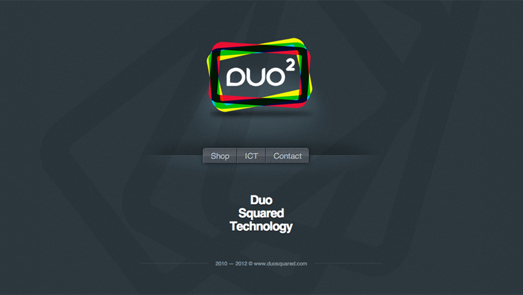 Duo Squared Technology website
