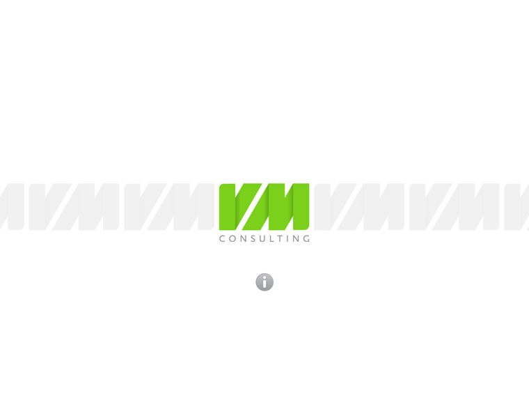 VM Consulting website